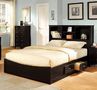 california king bed frames - King Bed Frame With Storage