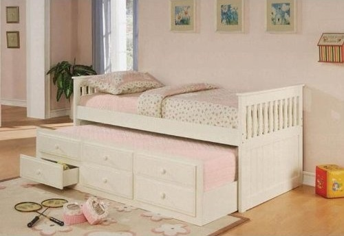 Ikea Trundle Bed