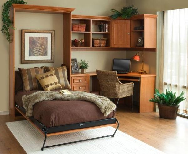 murphy bed design idea