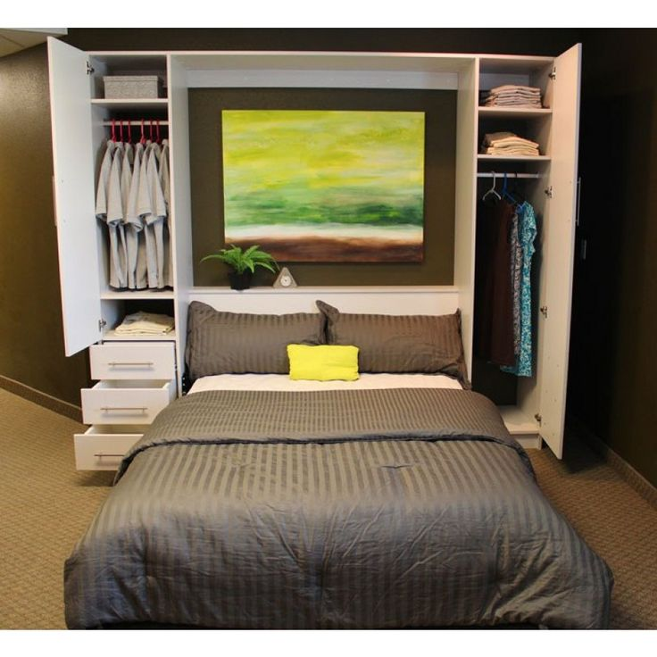 What Size Is A Murphy Bed