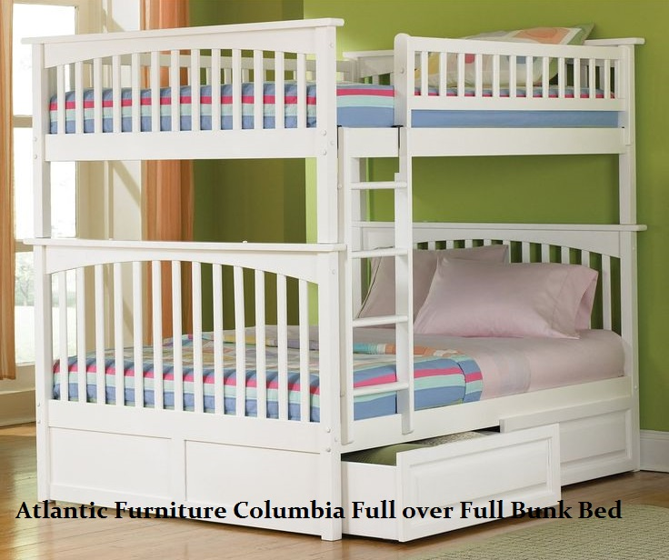 Bunk bed from Atlantic furniture Columbia