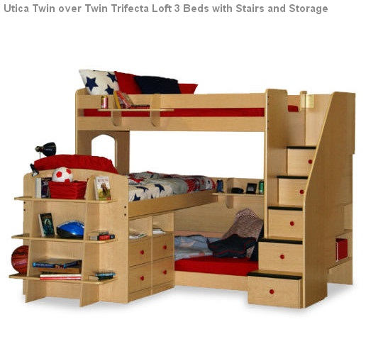 Best Triple Bunk Beds