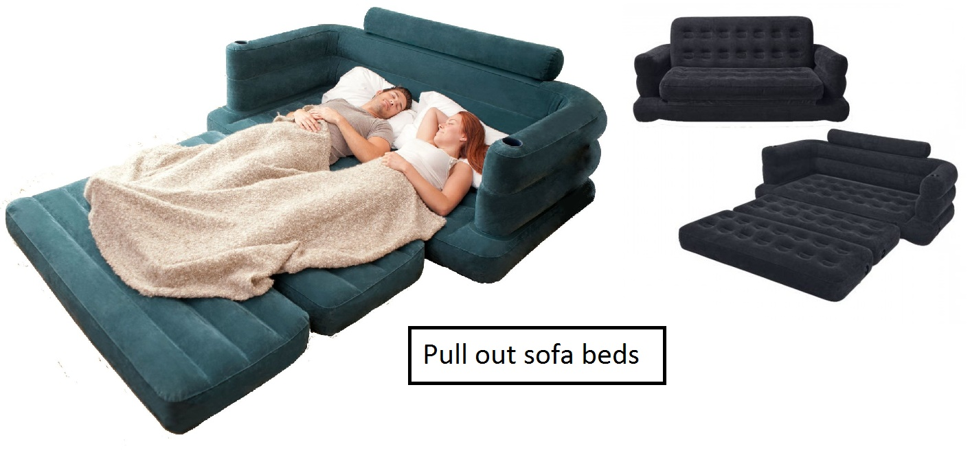Intex sofa bed